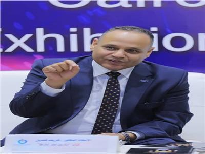 د. محمود صقر رئيس اكاديميه البحث العلمي