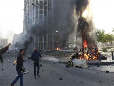 انفجار وسط الموصل