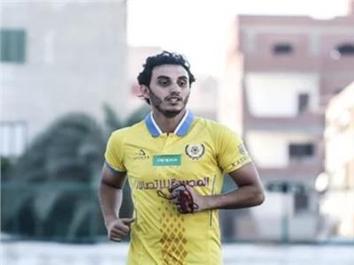 محمد مجدي مدافع الإسماعيلي