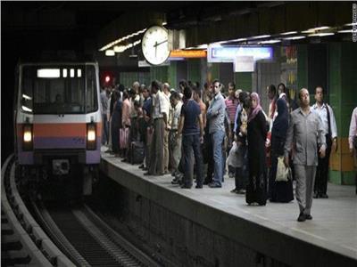 «شورت كهربائي» يعطل حركة مترو الأنفاق «نصف ساعة».. تعرف على التفاصيل