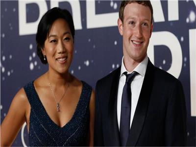 مارك زوكربيرج وزوجته بريسيلا تشان