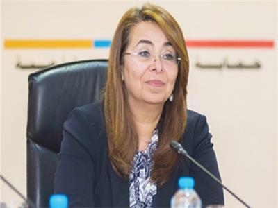 وزيرة التضامن دكتور غادة والي