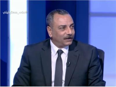 إيهاب الطماوي عضو مجلس النواب