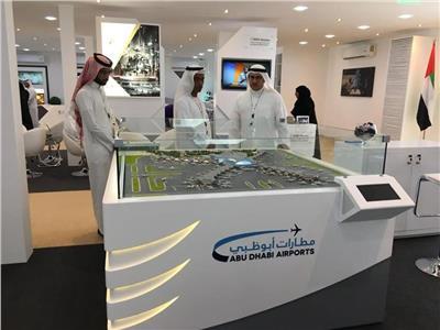بالصور شاهد مبنى مطار أبوظبي الجديد