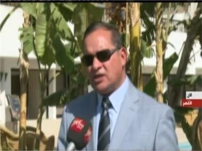 د. أحمد عزيز رئيس جامعة سوهاج