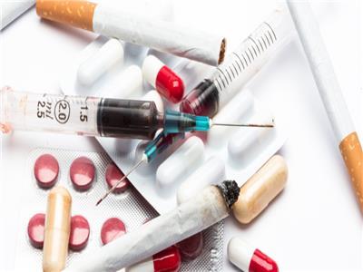 الكشف عن المخدرات