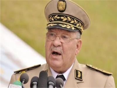 الفريق أحمد قايد صالح، رئيس أركان الجيش الجزائري