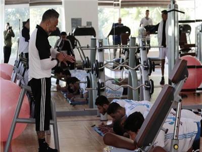 تدريبات استشفائية للدراويش في تونس