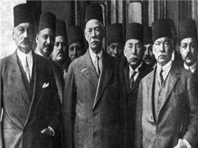 زعماء ثورة 1919