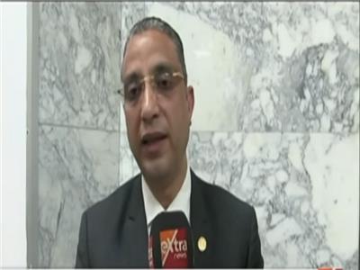 د.أحمد الأنصاري، محافظ سوهاج