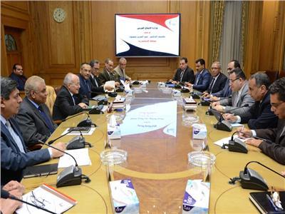 «العصار» يبحث أوجه التعاون المشترك مع محافظي الغربية والإسكندرية