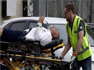 مصابو حادث تفجيرات بنيوزيلندا
