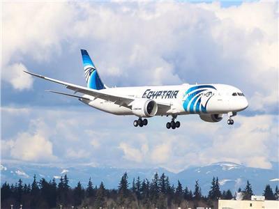 مصر للطيران الناقل الرسمي لوفود ملتقي الشباب العربي الأفريقى أسوان