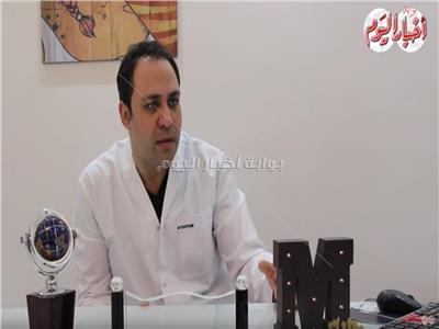 الدكتور محمد شحاته استشاري علاج السمنة