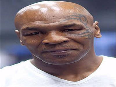 الملاكم العالمي مايك تايسون
