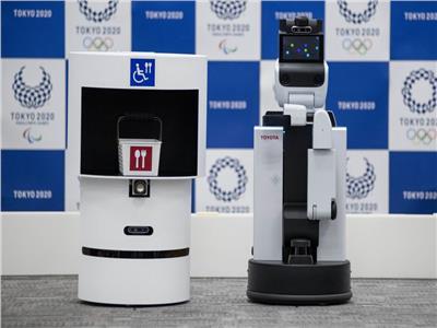 روبوتات أولمبياد طوكيو 2020