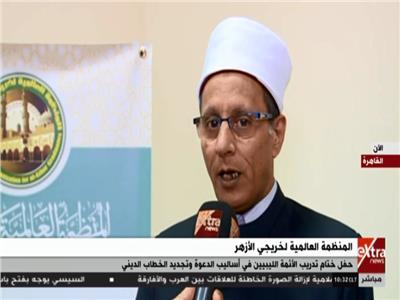 الدكتور صالح عباس وكيل الأزهر الشريف