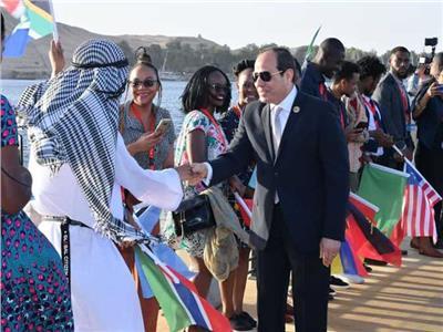 ملتقى الشباب العربي الأفريقي