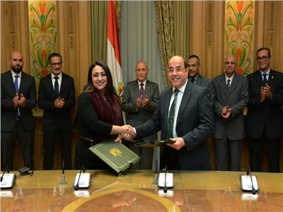 المنتجات المدنية للإنتاج الحربي تخترق الأسواق العالمية مع بوابة مصر الرقمية للعالم EG GATE