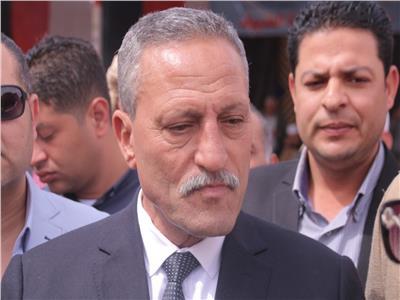 اللواء حمدي عثمان، محافظ الإسماعيلية