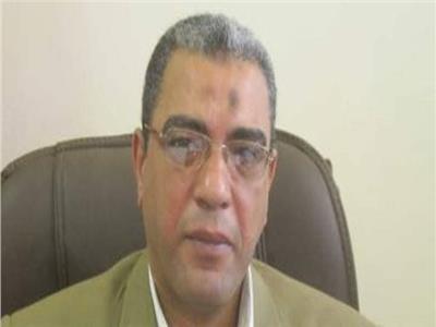 ناصر ثابت وكيل وزارة التموين والتجارة الداخلية ببورسعيد