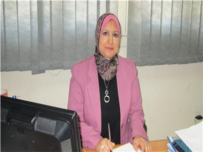 نقيب التمريض د.كوثر محمود