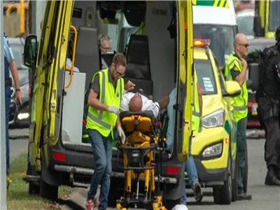 الحادث الإرهابي الذي وقع في نيوزيلندا