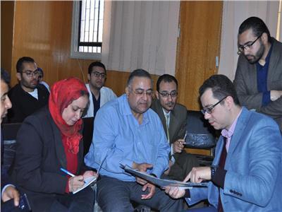 جانب من فعاليات زيارة د.حازم ماهر