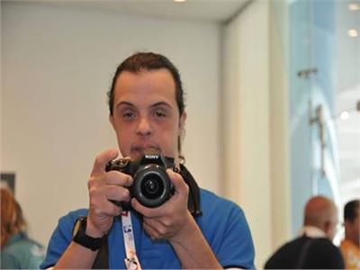 """من كواليس الالعاب العالمية """"جاب الله"""" بطل عالمى بدرجة مصور محترف"""