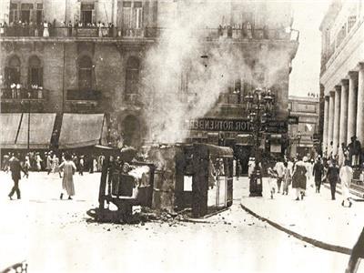 اشتعال الثورة في ميادين مصر