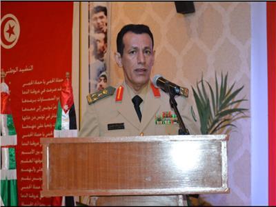 رئيس الاتحاد العميد هادي القحطاني