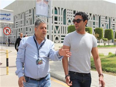 اسر ياسين وسيد فؤاد
