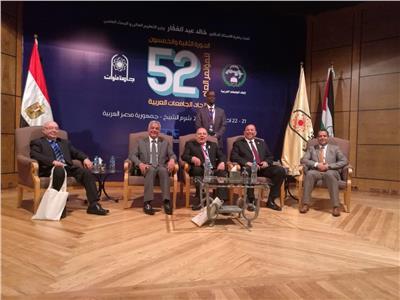 «شلقامي» يمثل جامعة أسيوط بمؤتمر اتحاد الجامعات العربية