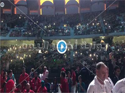 الحفل الختامي للأولمبياد الخاص «أبوظبى 2019»