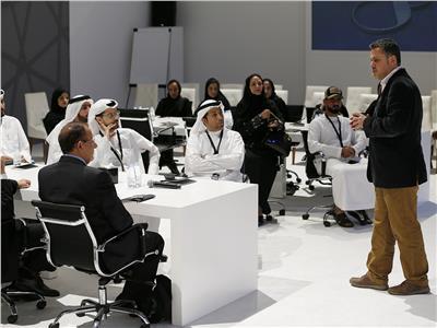 خلال فعاليات المنتدى الدولي للاتصال الحكومي 2019