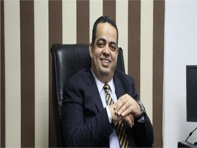 المستشار عصام هلال أمين عام حزب مستقبل وطن