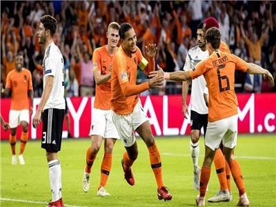 هولندا تستضيف الماكينات الألمانية في تصفيات يورو 2020