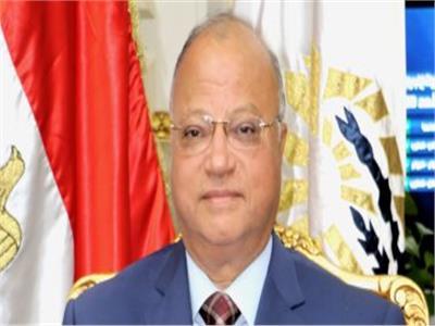 محافظ  القاهرة اللواء خالد عبد العال