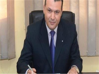 د. هشام الهلباوي مساعد وزير التنمية المحلية