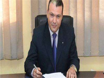المهندس ياسر عبد الوهاب مساعد وزير التنمية المحلية