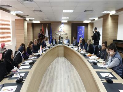 مايا مرسي تفتتح احتفالية الشراكة مع الاتحاد الأوروبي