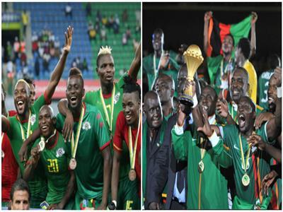 منتخبا زامبيا وبوركينا فاسو