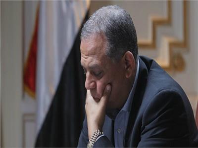 النائب المفصول من البرلمان محمد أنور السادات