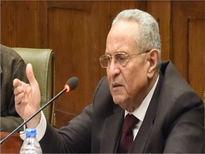 المستشار بهاء أبو شقة، رئيس اللجنة التشريعية بمجلس النواب