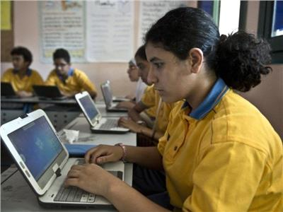 التعليم الرقمي بمصر