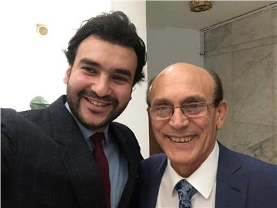محمد صبحي وكريم أسامة