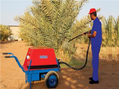 «بحوث وقاية النباتات» ينظم دورة تدريبية حول تقنيات آلات رش المبيدات