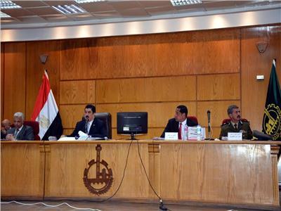 اجتماع المجلس التنفيذ للمحافظة