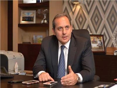 هشام عكاشة رئيس البنك الأهلي المصري
