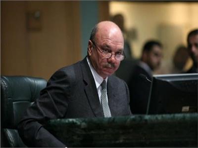 فيصل بن عاكف الفايز  رئيس مجلس الأعيان الأردني